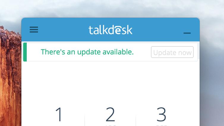 Callbar FAQ – Talkdesk Support